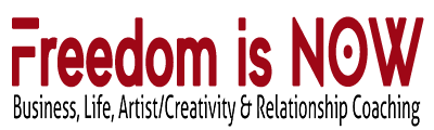 Freedom Is Now Logo