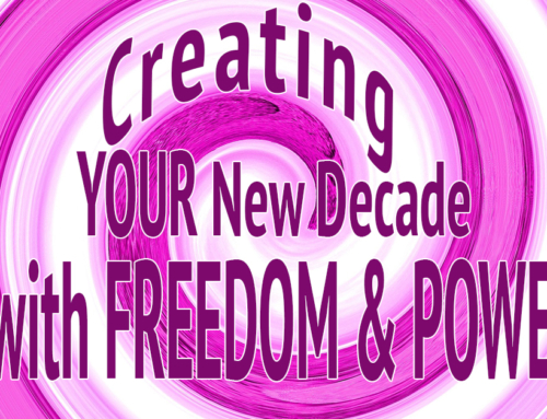 Creating YOUR New Decade